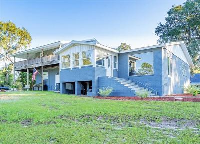 Fernandina Beach Single Family Home For Sale: 95085 Wilder Boulevard