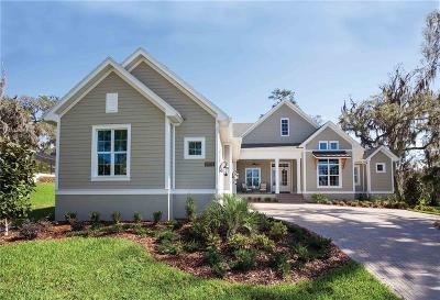 Fernandina Beach FL Single Family Home For Sale: $1,263,000