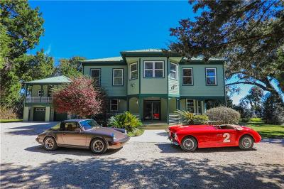 Fernandina Beach, Fernandina Beach/amelia Island, Yulee Single Family Home For Sale: 96056 Glenwood Road
