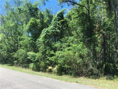 Hilliard FL Residential Lots & Land For Sale: $29,900