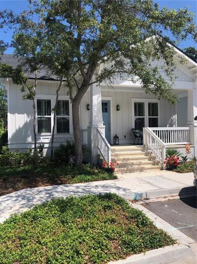Fernandina Beach Single Family Home For Sale: 1801 Perimeter Park Road