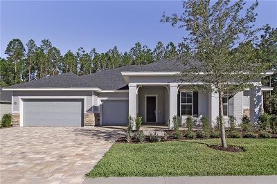 Fernandina Beach Single Family Home For Sale: 85310 Cherry Creek Drive
