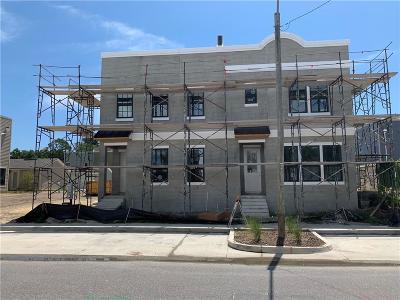 Fernandina Beach Single Family Home For Sale: 126 S 2nd Street