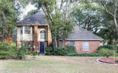 Fernandina Beach Single Family Home For Sale: 2240 Ryan Road