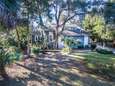 Fernandina Beach Single Family Home For Sale: 5449 Marsh View Lane