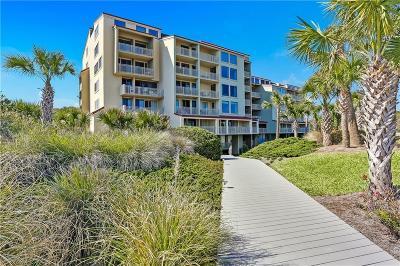 Fernandina Beach, Fernandina Beach/amelia Island, Yulee Condo/Townhouse For Sale: 1303 Shipwatch Circle #1303