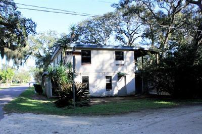 FERNANDINA Multi Family Home For Sale: 5454 Lee Street