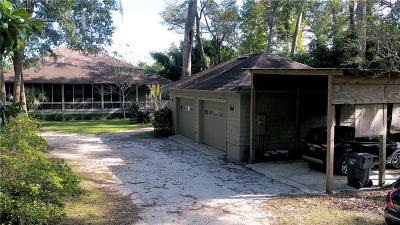 Fernandina Beach, Fernandina Beach/amelia Island, Yulee Single Family Home For Sale: 96156 Blackrock Road
