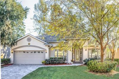 Fernandina Beach Single Family Home For Sale: 670 Spanish Way East