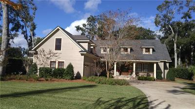 Fernandina Beach Single Family Home For Sale: 1217 Manucy Road