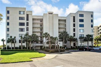 Fernandina Beach Condo/Townhouse For Sale: 4800 Amelia Island Parkway #B-110