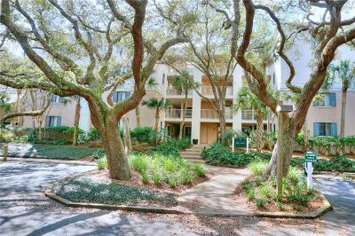 Fernandina Beach Condo/Townhouse For Sale: 2025 Beachwood Road
