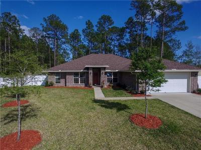 FERNANDINA Single Family Home For Sale: 88002 Maybourne Road