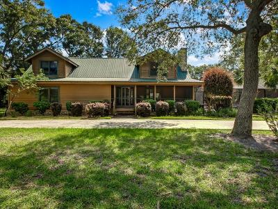 Yulee Single Family Home For Sale: 86134 Bear Lane
