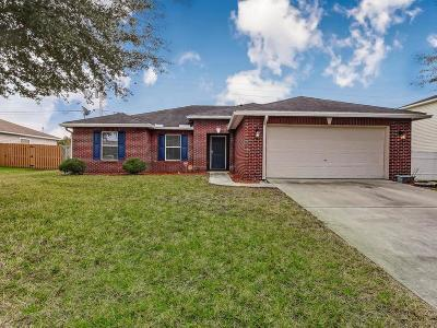 Yulee Single Family Home For Sale: 86888 Cartesian Pointe Drive
