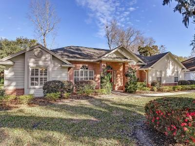 Fernandina Beach Single Family Home For Sale: 1376 Mission San Carlos