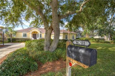 Fernandina Beach Single Family Home For Sale: 96201 Marsh Lakes Drive