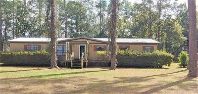 Yulee Single Family Home For Sale: 85134 Deleene Road