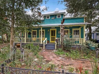 Fernandina Beach Single Family Home For Sale: 414 Cedar Street