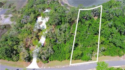 FERNANDINA Residential Lots & Land For Sale: 96090 Brady Point Road