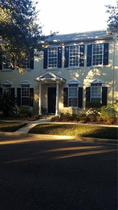 FERNANDINA Single Family Home For Sale: 1577 Park Avenue