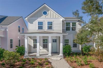 Fernandina Beach Single Family Home For Sale: 1508 Ruskin Lane