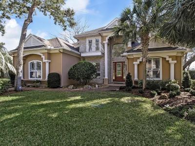 Fernandina Beach FL Single Family Home For Sale: $985,000