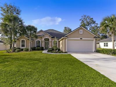 Yulee Single Family Home For Sale: 97211 Bluff View Circle
