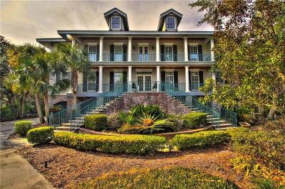 Amelia Island Single Family Home For Sale: 8 Juniper Court