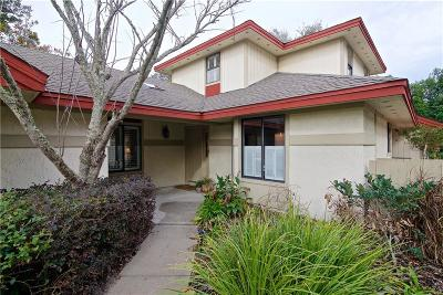 FERNANDINA Single Family Home For Sale: 107 Eider Court