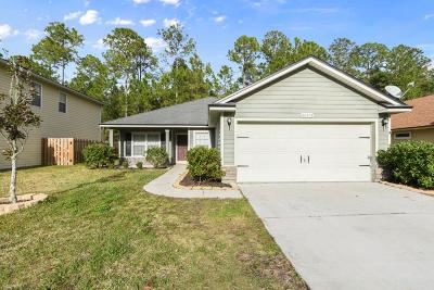 Yulee FL Single Family Home For Sale: $205,000