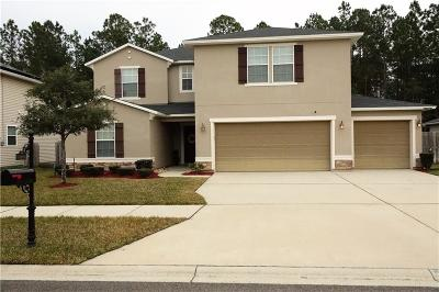 Yulee Single Family Home For Sale: 78216 Duckwood Trail