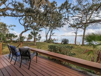 Fernandina Beach, Fernandina Beach/amelia Island, Yulee Single Family Home For Sale: 96106 Dolphin Way