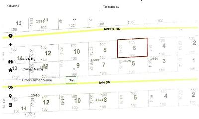 FERNANDINA Residential Lots & Land For Sale: Lot 6 Avery Road