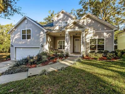 Fernandina Beach Single Family Home For Sale: 1515 Amelia Circle