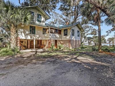 Fernandina Beach FL Single Family Home For Sale: $620,000