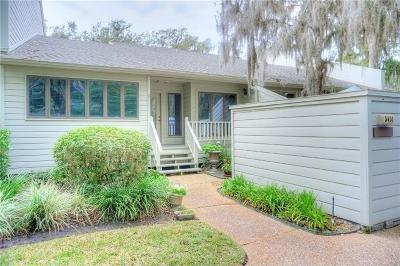 Fernandina Beach Condo/Townhouse For Sale: 3431 Sea Marsh Road