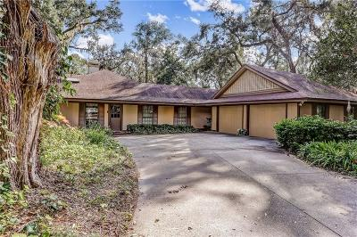 Amelia Island Single Family Home For Sale: 157 Sea Marsh Road