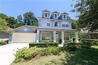 Fernandina Beach Single Family Home For Sale: 85256 Sagaponack Lane