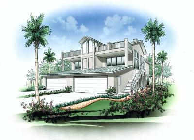 Fernandina Beach Single Family Home For Sale: 1st Ave Unit B 1st Avenue