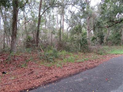 FERNANDINA Residential Lots & Land For Sale: Lot 23 Ian Drive