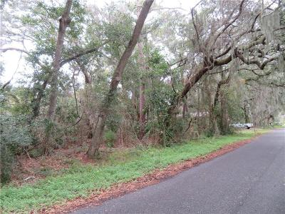 FERNANDINA Residential Lots & Land For Sale: Lot 21 Ian Drive