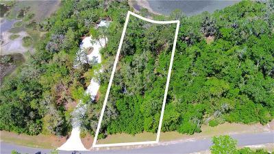 FERNANDINA Residential Lots & Land For Sale: 96096 Brady Point Road