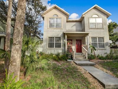 Fernandina Beach Single Family Home For Sale: 2478 A 1st Avenue