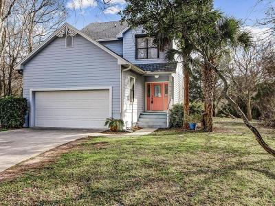 Amelia Island Single Family Home For Sale: 2168 Ketch Court
