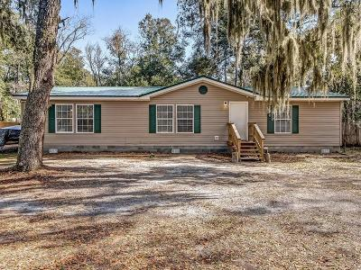 Yulee Single Family Home For Sale: 96024 Opal Avenue
