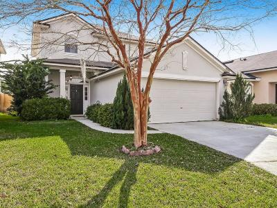 Yulee Single Family Home For Sale: 96006 Starlight Lane