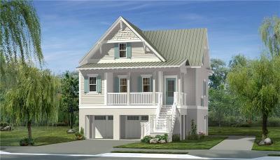 Fernandina Beach, Fernandina Beach/amelia Island, Yulee Single Family Home For Sale: 96416 Contessa Point Drive