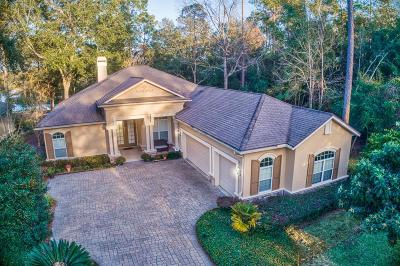 Fernandina Beach FL Single Family Home For Sale: $515,000