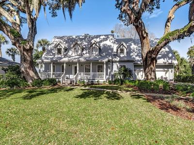 Fernandina Beach FL Single Family Home For Sale: $980,000